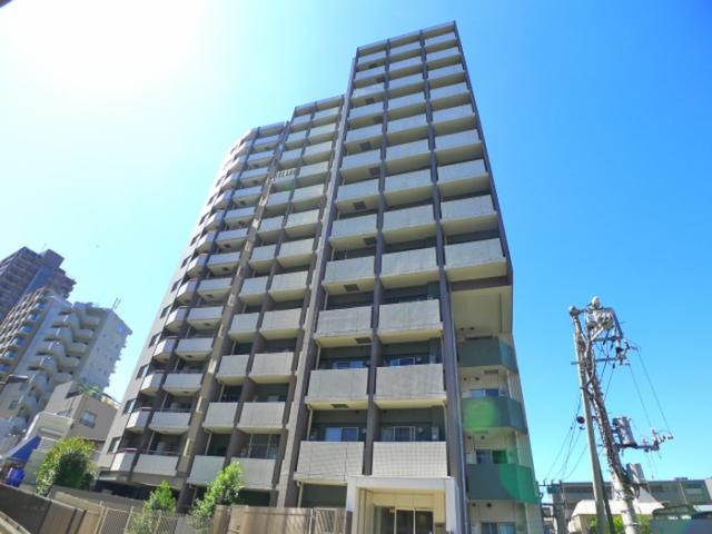 レジデンスKOKUBU 4階の外観