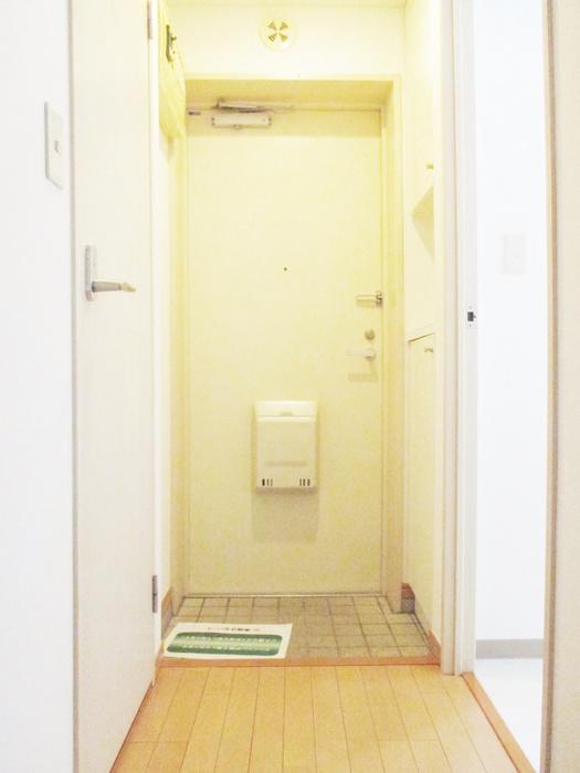 プレミール松庵 1階の内装