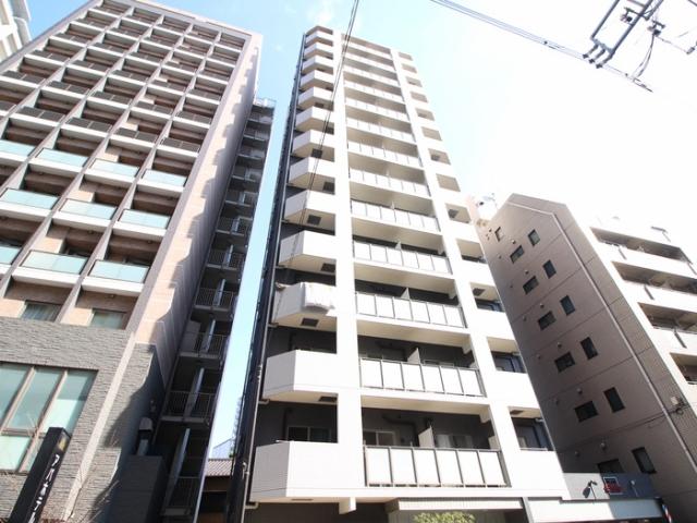 レジディア蒲田III 11階の外観