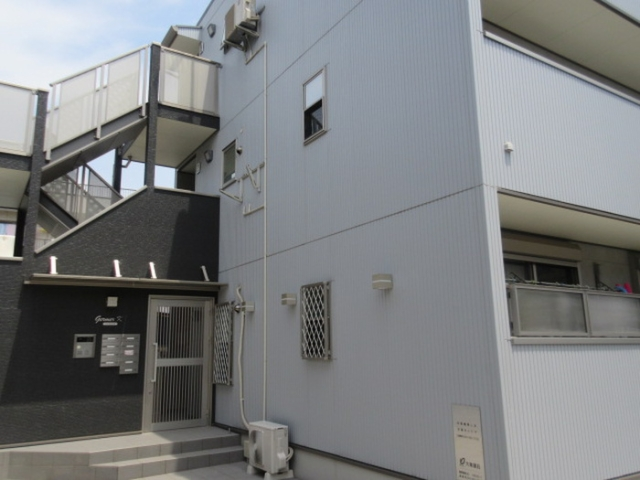 ジェルメ・K 3階の外観