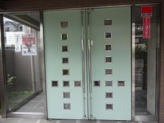 北寺尾大滝マンション 2階の外観