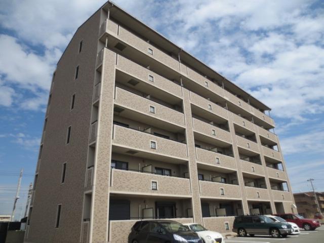 ポラリス壱番館 1階の外観