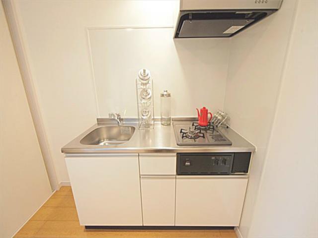 イメージ画像 システムキッチン(2口コンロ)