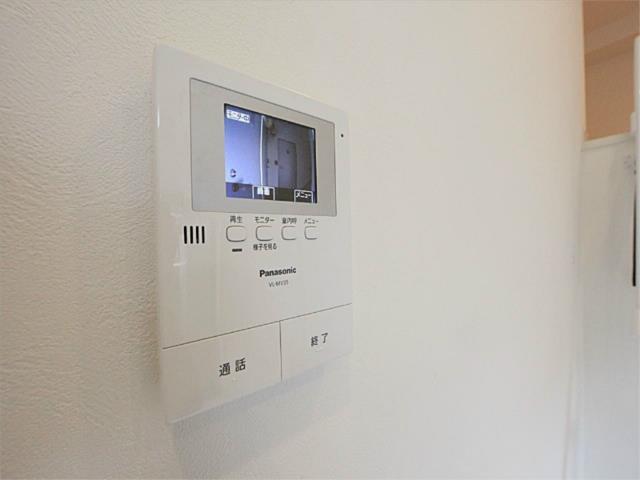 イメージ画像 TVモニター付インターホン 同モデル