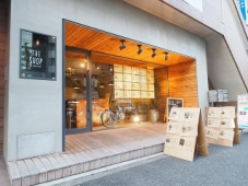 「THE SHOP」 アーバネスト株式会社 代官山店