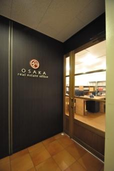 株式会社大坂不動産事務所 Osaka real estate office
